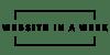 Website In A Week logo